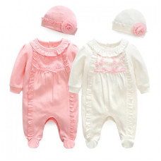 Baby girl two piece set for newborns