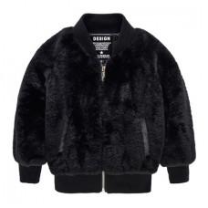 Teddy bomber jacket