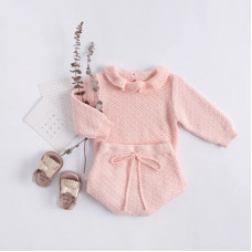Jumper and shorts set