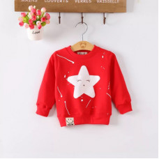 Hoodie with a star