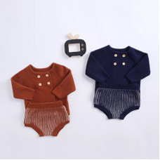 Cardigan and shorts set