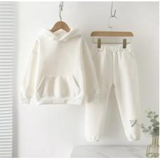 Pants and hoodie set