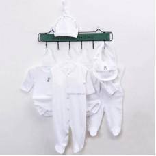 Newborn baby 6-piece set