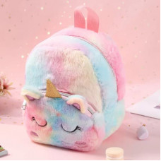 Backpack with a unicorn
