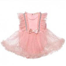 Dressy bodysuit Maria for newborns