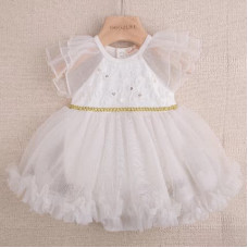 Dressy bodysuit Kamilla for newborns