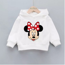 Hoodie with Mickey
