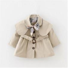 Children's trench coat