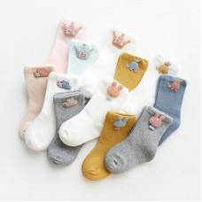 A set of cotton socks